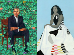 Obamas Unveil Official Portraits, Reveal Lasting Legacy