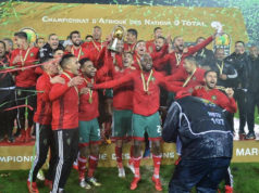 CHAN 2018- Morocco's Atlas Lions