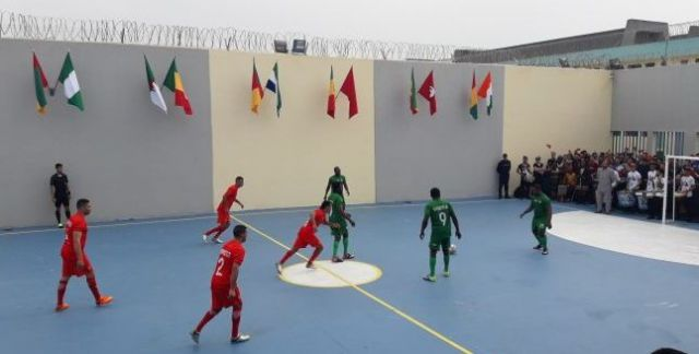 CHAN 2018 was also Played in Prisons