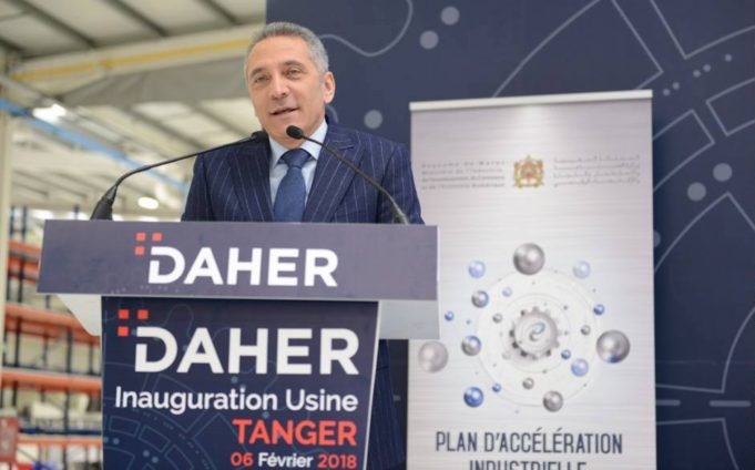 Daher Aerospace Inaugurates 3rd Plant in Morocco