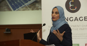 Dr Hayat Sindi, the Chief Scientific Advisor to the President of the Islamic Development Bank (IsDB)