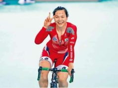 Chinese Woman Cycles from Morocco to Nigeria