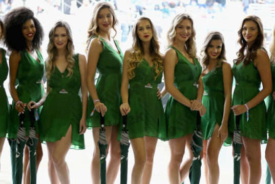 Banned From Formula 1, Grid Girls Blame Feminists