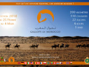 First 'Gallop Morocco' Race to Kick Off in Moroccan Desert