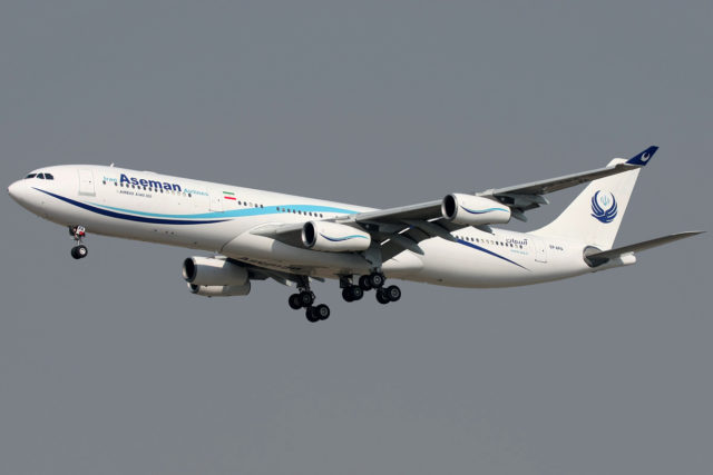 All 66 Passengers Killed in Iranian Plane Crash