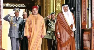 King Mohammed VI Congratulates Emir of Qatar on 5 Years in Power