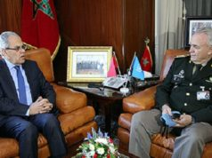 Military Adviser for UN Peacekeeping Operation Visits Morocco