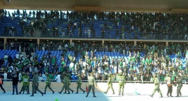 FRMF Penalizes Raja Supporters for Marrakech Vandalism