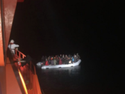 71 Migrants Rescued by Moroccan Navy Off Coast of Tangier