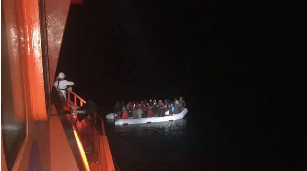 Moroccan Navy Rescues 472 Undocumented Migrants in Mediterranean, Atlantic