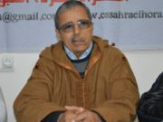 'Prime Minister' of Polisario-Proclaimed SADR Allegedly Involved in Terrorism