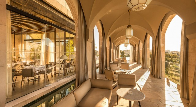 Moroccan Hotels, Spas, Second Most Highly Rated in MENA