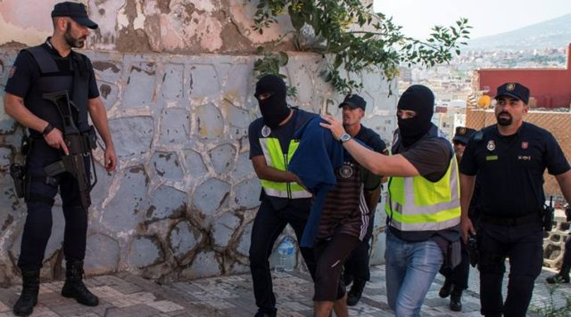 Spain: In 2017, 57% of Offenders Arrested Under Terrorism Charges Were Moroccan