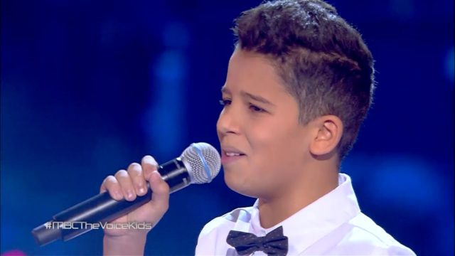 Moroccan Hamza Labyed Wins 'The Voice Kids' 2018