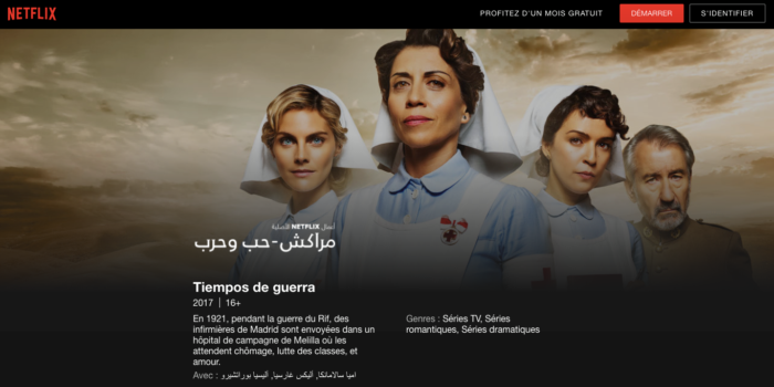 Morocco: Love in Times of War,' Spanish Series about the Rif War