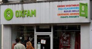 Oxfam Charity Faced with Sex Scandal and Fund-Cutting Threats