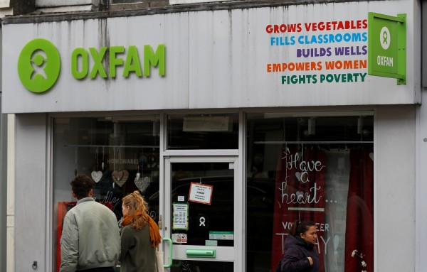 Oxfam under cloud after reports of sex scandal