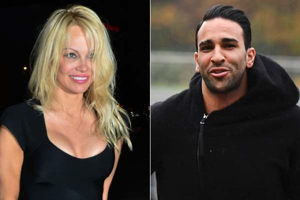 Pamela Anderson Opens Up About Her Relationship With Footballer Adil Rami