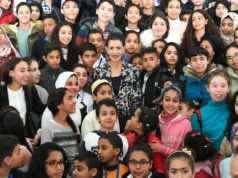 Princess Lalla Meryem Chairs 'Women & Children in Precarious Situations' Meeting