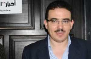 Police Arrest Moroccan Journalist Taoufik Bouachrine