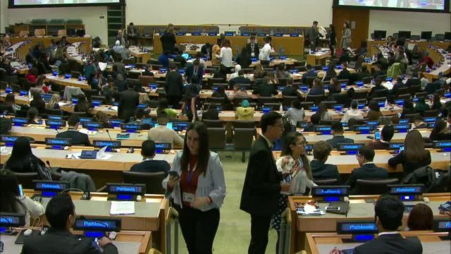 Moroccans Takes Part in 2018 Youth Assembly in New York