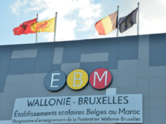 New Belgian School to Open in Rabat
