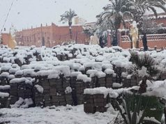 When It Snows in Ouarzazate