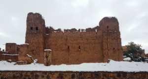 When It Snows in Ouarzazate