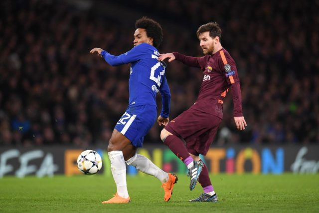Messi Breaks