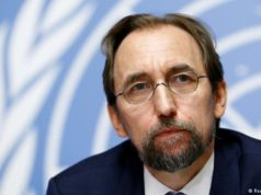 UN's Zeid Ra'ad Al Hussein Criticizes 'Xenophobia in Europe, Hungary Calls for his Resignation