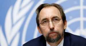 UN's Zeid Ra'ad Al Hussein Criticizes 'Xenophobia in Europe, Hungary Calls for his Resignation