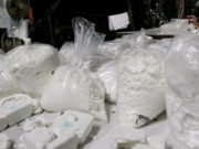 Authorities Seize 8.7 Tons of Cocaine in Algeciras Port