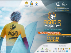 Agadir to Host 8th Annual Agadir Open Surf & Bodyboard Competition