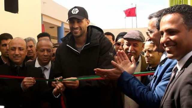 Morocco's Badr Hari Inaugurates Kenitra's Mohamed Abed Al-Jabri School