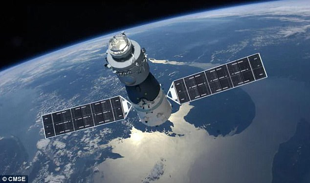 China's Space Station will Crash into Earth