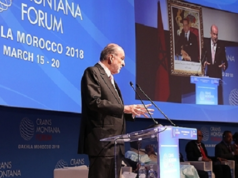 '30 million square kilometers of opportunity': King Mohammed VI Lauds Africa at Crans-Montana