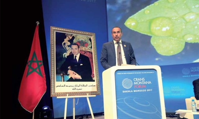 Algeria Must Help Settle Western Sahara Conflict: Moroccan official