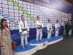 Israeli Anthem Played at Judo Grand Prix in Agadir, Angering PJD