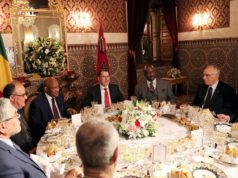 King Mohamed VI Hosts Dinner in Honor of Malian Prime Minister