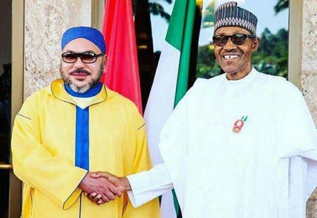 President Buhari Highlights Morocco's Role in Boosting Nigerian Agriculture