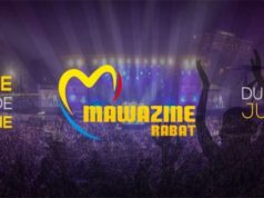 Grand Opening Schedule for Mawazine 2018