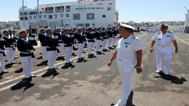 Morocco's Royal Navy Participates in Naval Exercises in the Guinea Gulf