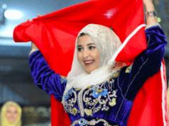 Moroccan woman Nisrine El Kettani wins 'Miss Arab Veil 2018'