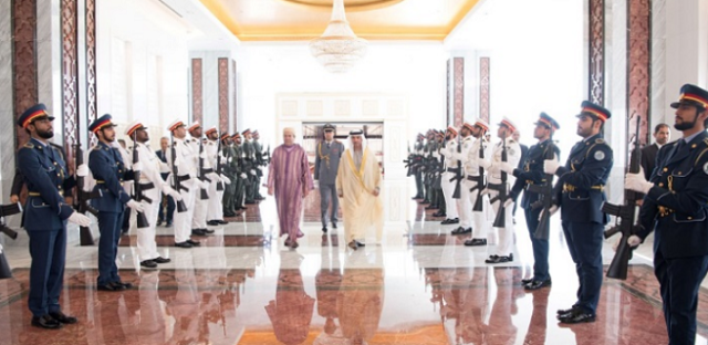 Prince Moulay Rachid Chairs Opening Ceremony of Morocco in Abu Dhabi
