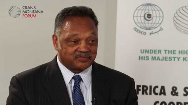 Reverend Jesse Jackson Praises Morocco's Role in of South-South Cooperation