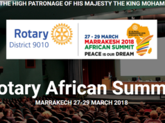 Marrakesh to host the 1st African Summit of Rotary International