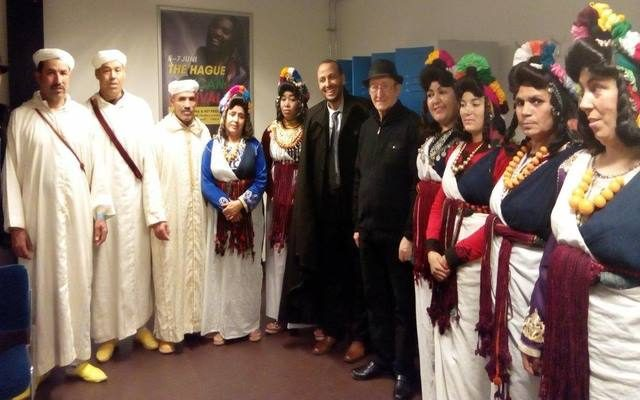Traditional Moroccan Dance Troupe Wows Audiences in France and Holland