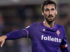 Italian Footballer Davide Astori Dies at 31 After Sudden Illness