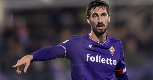 Italian Footballer Davide Astori Dies at 31 After Sudden Illness