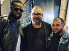 King Mohammed VI Appears in a New Photo with Maître Gims